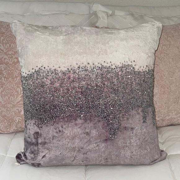 Purple Z Gallerie Pillow!